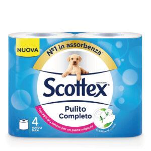 carta-igienica-scottex-4-maxi rotoli